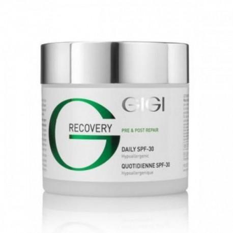 Recovery Daily SPF 30 GIGI, 250 ml / Крем увлажняющий SPF 30 ДжиДжи, 250 мл