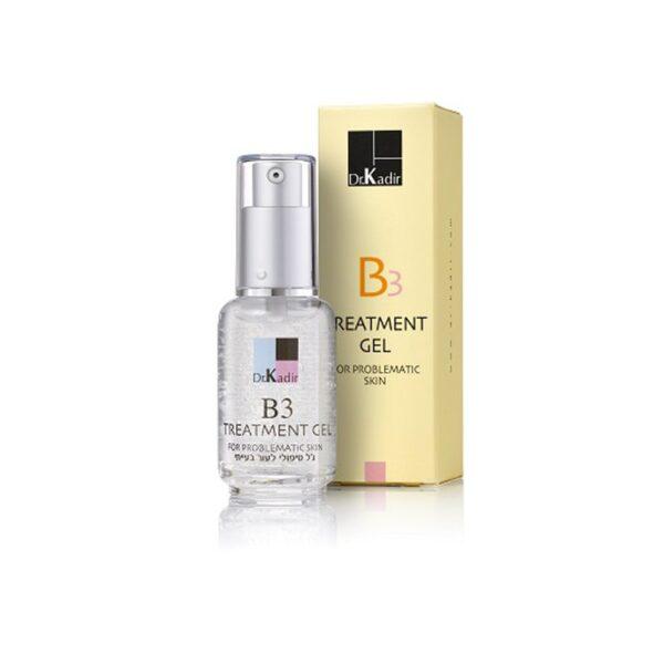 Treatment Gel Dr. Kadir, 30 ml / Лечебный гель для проблемной кожи Доктор Кадир, 30 мл