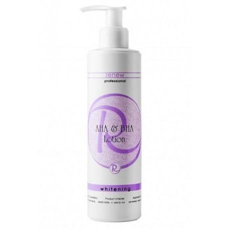 AHA & BHA lotion Renew, 250 ml / Лосьон с альфа и бетта гидроксикислотами Ренью, 250 мл