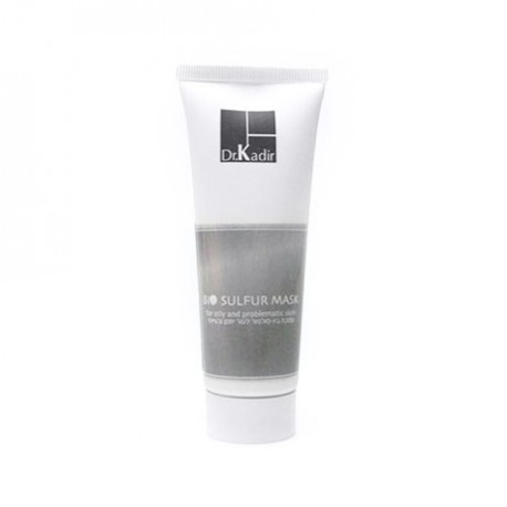 Bio-Sulfur Mask For Problematic Skin Dr. Kadir, 250 ml / Маска Био-Сера для проблемной кожи Доктор Кадир, 250 мл