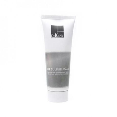 Bio-Sulfur Mask For Problematic Skin Dr. Kadir, 75 ml / Маска Био-Сера для проблемной кожи Доктор Кадир, 75 мл