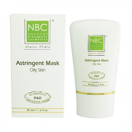 Astringent Mask NBC Haviva Rivkin, 50 ml / Маска для жирной кожи Хавива Ривкин, 50 мл