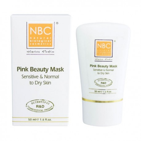 Pink Beauty Moisturizing Mask NBC Haviva Rivkin, 250 ml / Маска красоты Хавива Ривкин, 250 мл
