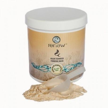 Algae Sea Weed Forming Mask with green tea Renew, 500 ml / Маска с экстрактами зеленого чая и китайского финика Ренью, 500 мл