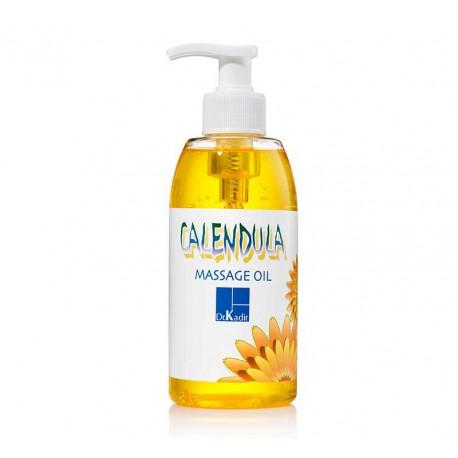Calendula and Wheat Germ Oil Massage Oil Dr. Kadir, 330 ml / Массажное масло на основе календулы и зародышей пшеницы Доктор Кадир, 330 мл