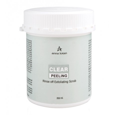 Clear Peeling Anna Lotan, 350 ml / Минеральный пилинг Анна Лотан, 350 мл