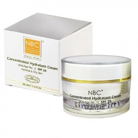 Concentrated Hydratant Cream NBC Haviva Rivkin, 50 ml / Морковный крем - гидратант Хавива Ривкин, 50 мл