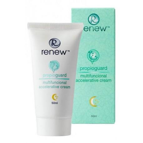 Multifuncional Accelerative Cream Renew, 50 ml / Мультифункциональный ночной крем Ренью, 50 мл