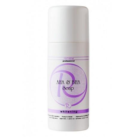 AHA & BHA Soap Renew, 500 ml / Мыло с альфа и бетта гидроксикислотами Ренью, 500 мл