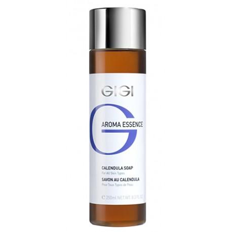 Aroma Essence Calendula Soap GIGI, 250 ml / Мыло С Календулой Для Всех Типов Кожи ДжиДжи, 250 мл