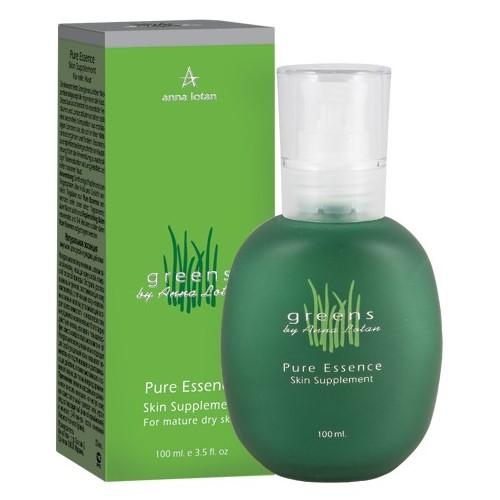 Greens Pure Essence Skin Supplement Anna Lotan, 100 ml / Натуральная эссенция Анна Лотан, 100 мл