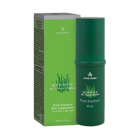 Greens Pure Essence Skin Supplement Anna Lotan, 30 ml / Натуральная эссенция Анна Лотан, 30 мл