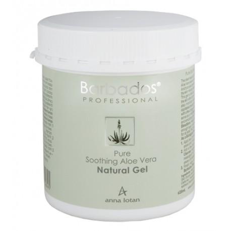 Barbados Pure Soothing Aloe Vera Natural Gel Anna Lotan, 625 ml / Натуральный гель Алоэ-вера Анна Лотан, 625 мл