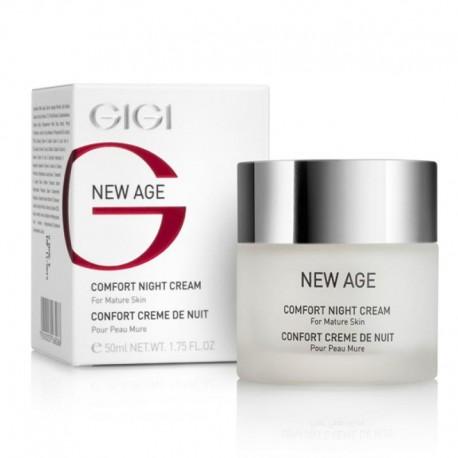 Na Comfort Niqht Cream GIGI, 50 ml / Ночной питательный крем ДжиДжи, 50 мл