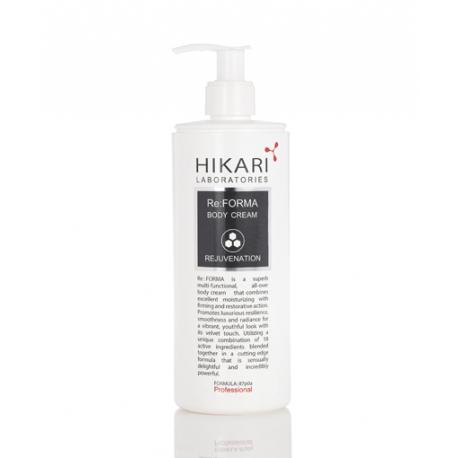 Re-forma Body cream Hikari, 400 ml / Обновляющий крем для тела с кислотами ХикариХикари, 400 мл