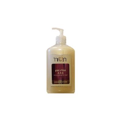 A.H.A Soap for Oily skin Tapuach, 120 ml / Очищающая крем-эмульсия для жирной проблемной кожи Тапуах, 120 мл