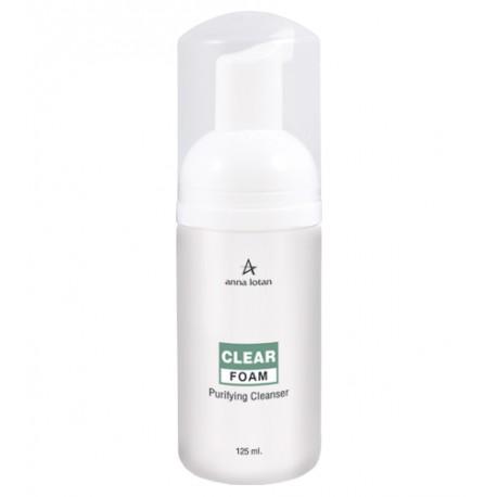 Clear Foam Anna Lotan, 125 ml / Очищающая пенка Анна Лотан, 125 мл