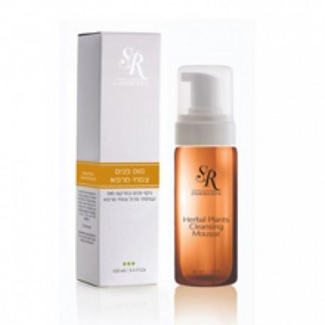 Medicinal Herbal Mousse SR Cosmetics, 150 ml / Очищающий мусс с целебными травами ЭсЭр Косметикс, 150 мл