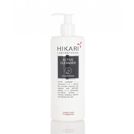 Cleansing Active Cleanser Hikari, 500 ml / Очистительный гель Хикари, 500 мл