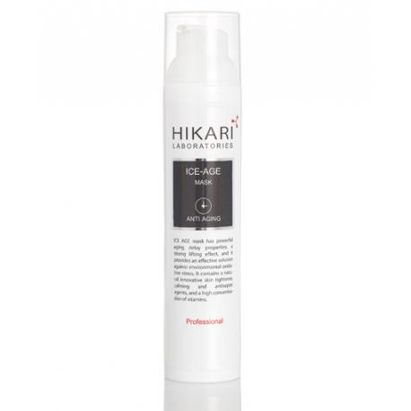 Ice Age Mask Hikari, 100 ml / Охлаждающая маска против старения Хикари, 100 мл