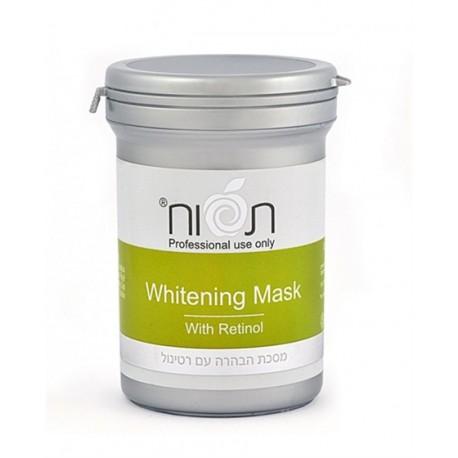 Whitening Mask Tapuach, 250 ml / Осветляющая маска с ретинолом Тапуах, 250 мл