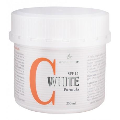 C White Formula SPF 15 Anna Lotan, 250 ml / Осветляющий крем SPF 15 Анна Лотан, 250 мл