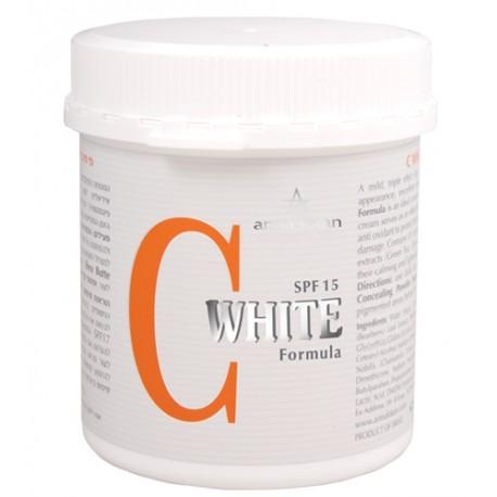 C White Formula SPF 15 Anna Lotan, 625 ml / Осветляющий крем SPF 15 Анна Лотан, 625 мл