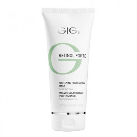 Rf Whitening professional mask GIGI, 250 ml / Отбеливающая маска-пилинг ДжиДжи, 250 мл