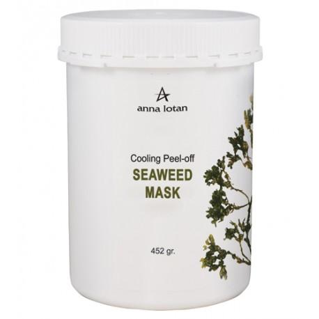Cooling Peel-Off Seaweed Mask Anna Lotan, 452 ml / Отшелушивающая маска с морскими водорослями Анна Лотан, 452 мл