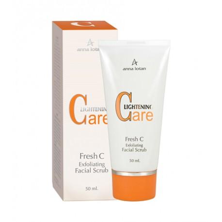 Fresh C Exfoliating FacialScrub Anna Lotan, 50 ml / Отшелушивающий скраб для лица Анна Лотан, 50 мл