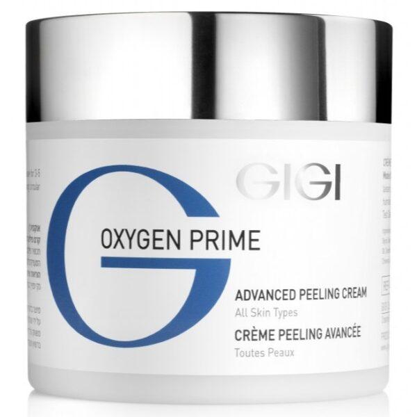 Оxygen Рrime Advanced Peeling Cream GIGI, 250 мл / Пилинг-крем ДжиДжи, 250 мл