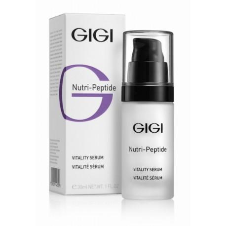 Vitality serrum GIGI, 30 ml / Пептидная оживляющая сыворотка ДжиДжи, 30 мл