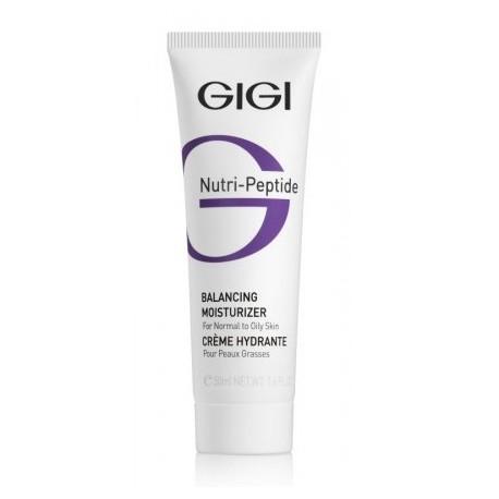 Balancing moisturizer GIGI, 50 ml / Пептидный балансирующий крем ДжиДжи, 50 мл