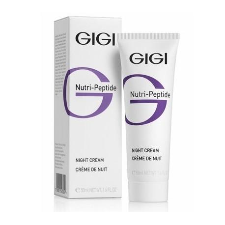 Night Cream GIGI, 50 ml / Пептидный ночной крем ДжиДжи, 50 мл