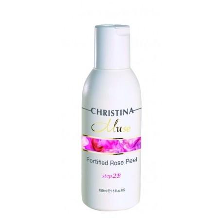 Fortifield Rose Peel (Step 2b) Christina, 150 ml / Пилинг более высокой концентрации (шаг 2б) Кристина, 150 мл