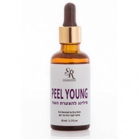 Peel Young SR Cosmetics, 50 ml / Пилинг для омоложения кожи ЭсЭр Косметикс, 50 мл