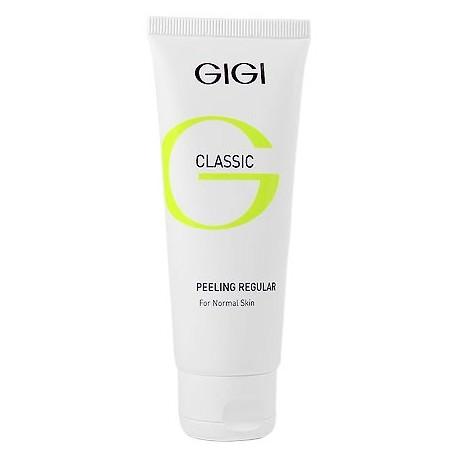 Peeling regular GIGI, 75 ml / Пилинг для всех типов кожи ДжиДжи, 75 мл