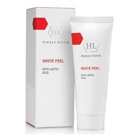 White Peel With Lactic Acid Holy Land, 75 ml / Пилинг с молочной кислотой Холи Лэнд, 75 мл