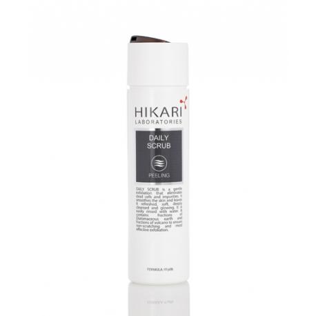 Daily Scrub Hikari, 200 ml / Пилинговая скраб-маска Хикари, 200 мл