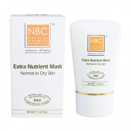 Extra Nutrient Mask NBC Haviva Rivkin, 250 ml / Питательная маска Хавива Ривкин, 250 мл