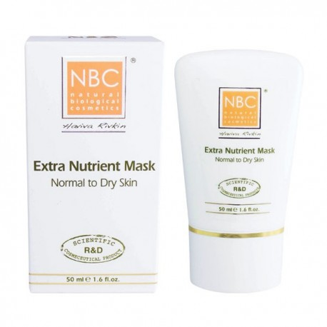 Extra Nutrient Mask NBC Haviva Rivkin, 50 ml / Питательная маска Хавива Ривкин, 50 мл