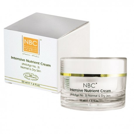 Intensive Nutrient Cream NBC Haviva Rivkin, 250 ml / Питательный крем Хавива Ривкин, 250 мл