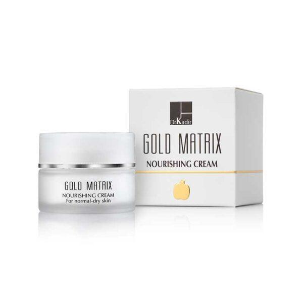 MATRIX CARE NOURISHING CREAM for normal dry skin Dr. Kadir, 250 ml / Питательный крем для нормальной и сухой кожи Доктор Кадир, 250 мл