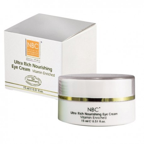 Ultra Rich Nourishing Eye Cream NBC Haviva Rivkin, 15 ml / Питательный крем для век Хавива Ривкин, 15 мл