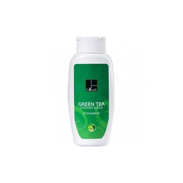 Green Tea Shower Scrub Dr. Kadir, 300 ml / Скраб для душа Доктор Кадир, 300 мл