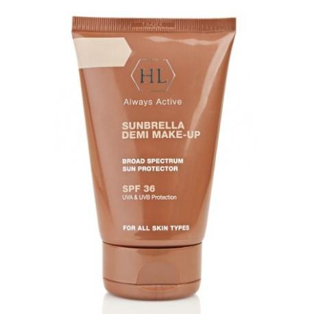 SUNBRELLA DEMI Make-Up Holy Land, 125 ml / Солнцезащитный крем с тонирующим эффектом Холи Лэнд, 125 мл