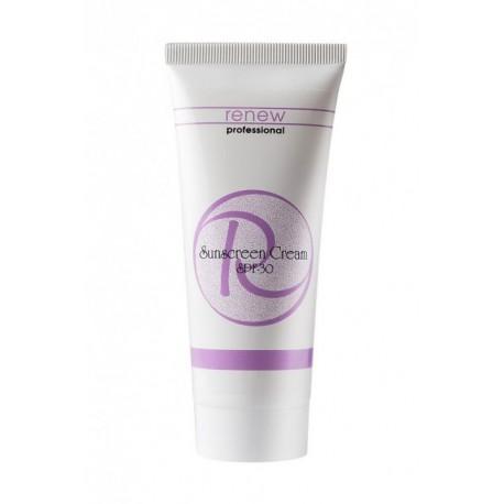 Sunscreen Cream Demi-Make-Up SPF-30 Renew, 100 ml / Солнцезащитный тональный крем-антиоксидант SPF-30 Ренью, 100 мл
