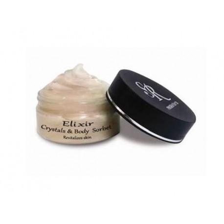 Body Sorbet Elexir SR Cosmetics, 150 ml / Сорбет-гель для тела с кристаллами ЭсЭр Косметикс, 150 мл
