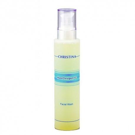 Fluoroxygen+C- Facial Wash Christina, 200 ml / Средство для очищения лица Кристина, 200 мл