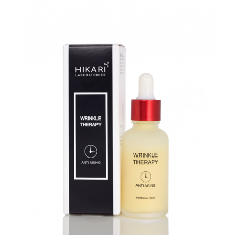 Wrinkle Therapy Serum Hikari, 30 ml / Сыворотка для коррекции морщин Хикари, 30 мл